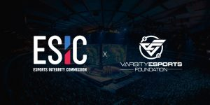 ESIC Enlists Varsity Esports Foundation