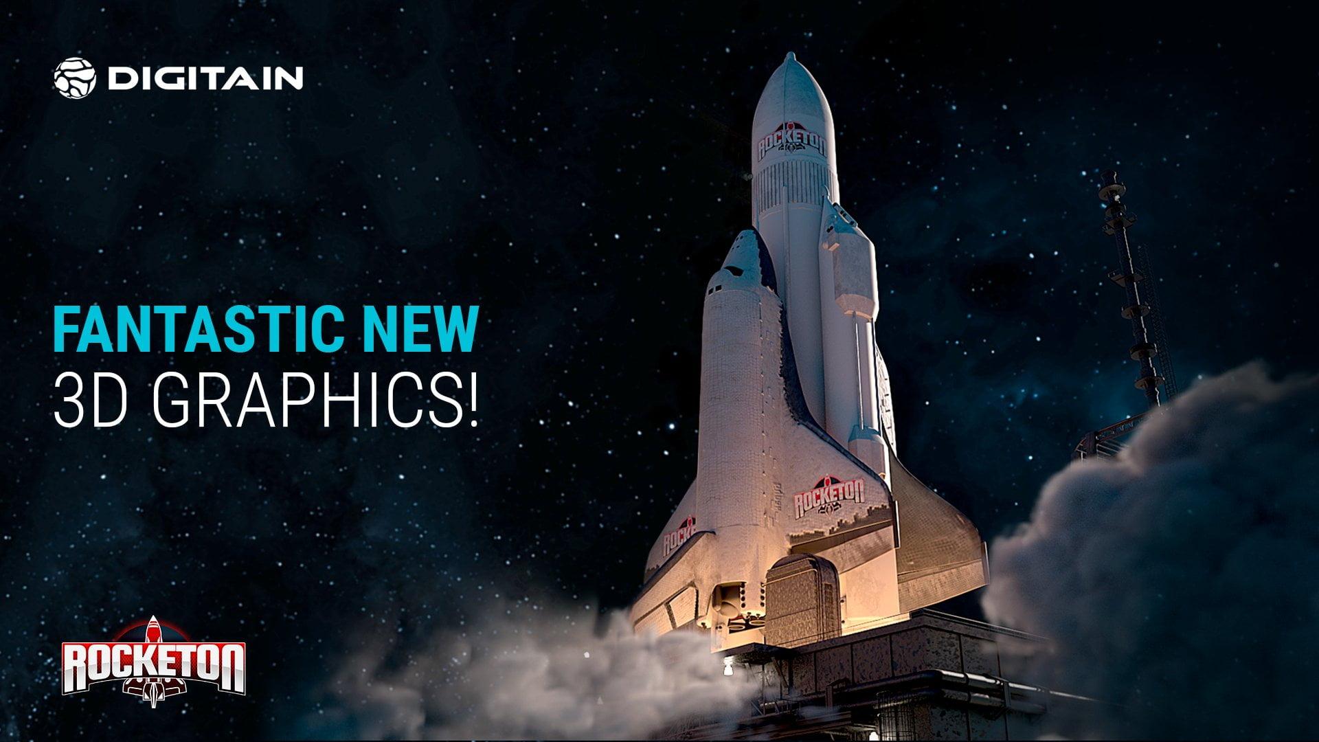 Digitain Announce Rocketon! Launch