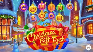 Habanero Release Festive Game Christmas Gift Rush