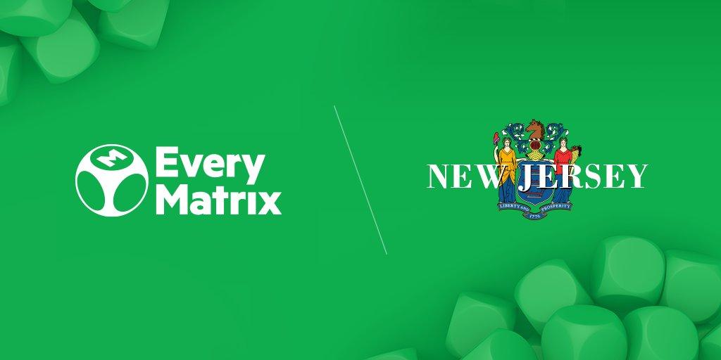 EveryMatrix Applies For NJ Gaming Enforcement Licence