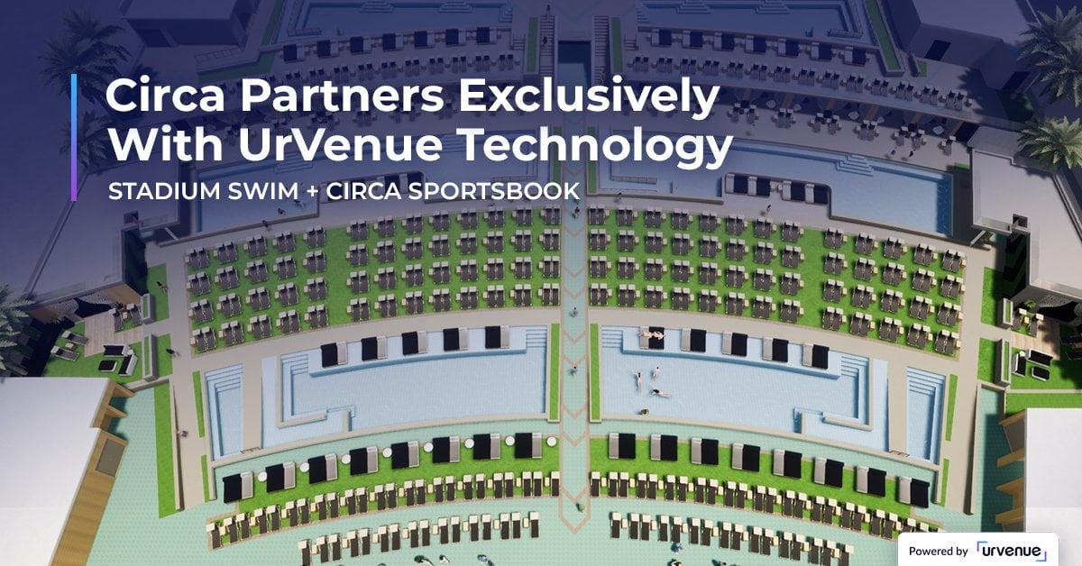 URVenue To Transform Sportsbook With Circa Partnership