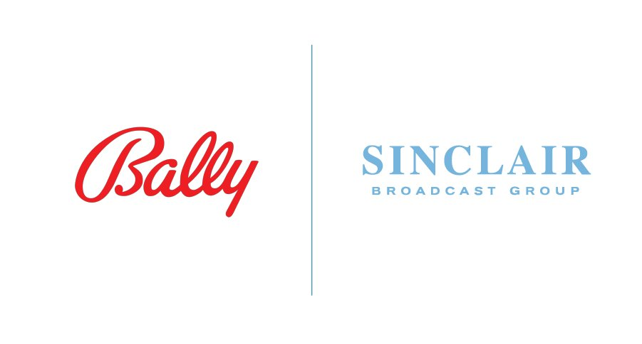 Bally's Corp Agrees Long-term Sinclair Broadcast Group Partnership