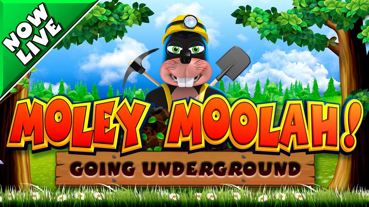 Yggdrasil And Reflex Gaming Launch Moley Moolah Title