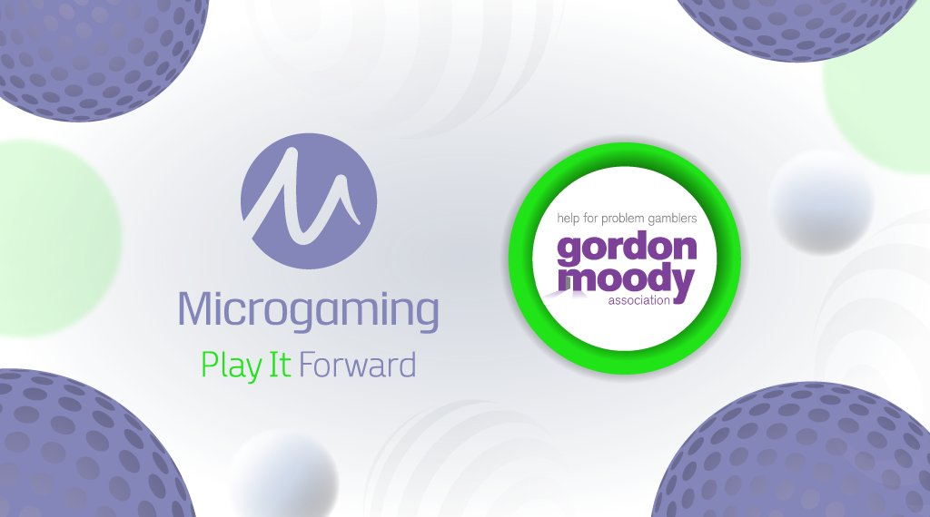 Microgaming Offers PlayItForward Funding For Gordon Moody Assoc.