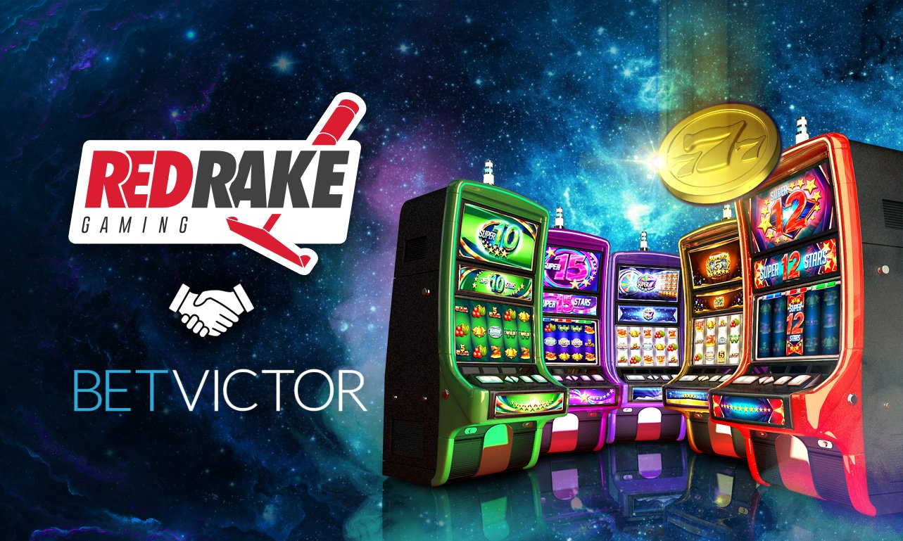 BetVictor Enters Red Rake Gaming Content Agreement