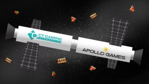 CT Gaming Signs Strategic Deal With Apollo Soft