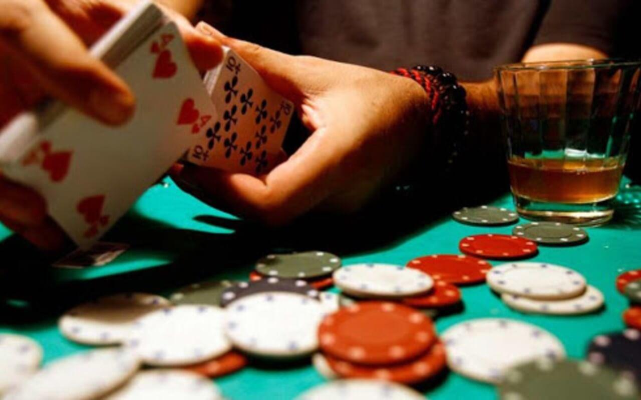 Dead Congressman's Gambling Den Raided In India