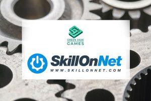 SkillOnNet Teams Up With Green Jade Gaming