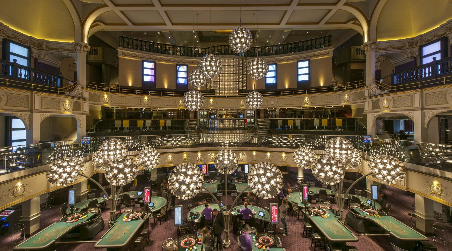Hippodrome Report Venue Safe And Secure As Closure Looms