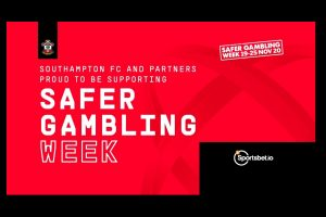 Southampton FC Team Up With Sportsbet.io For Safer Gambling Week