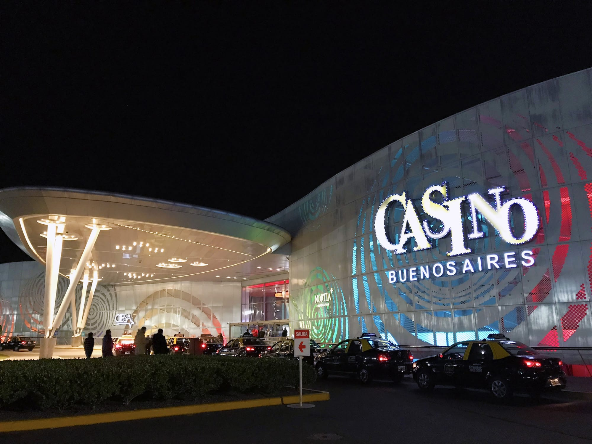 Buenos Aires City Casinos Reopen
