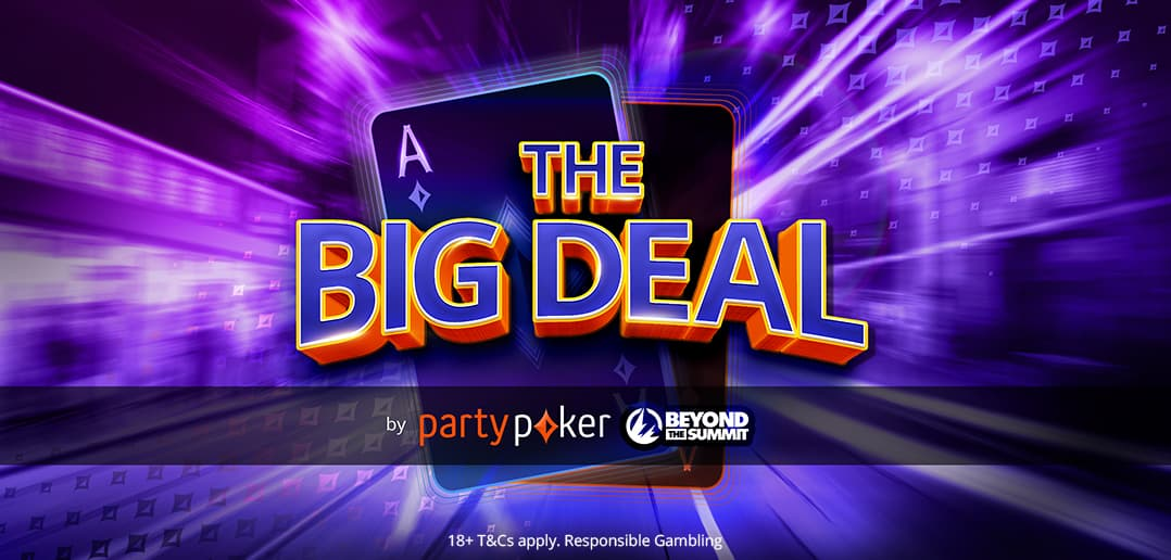 Partypoker Vows World-First Streamers Showdown In The Big Deal
