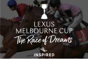 Inspired Takes virtual Racing To Lexus Melbourne Cup The Race of Dreams
