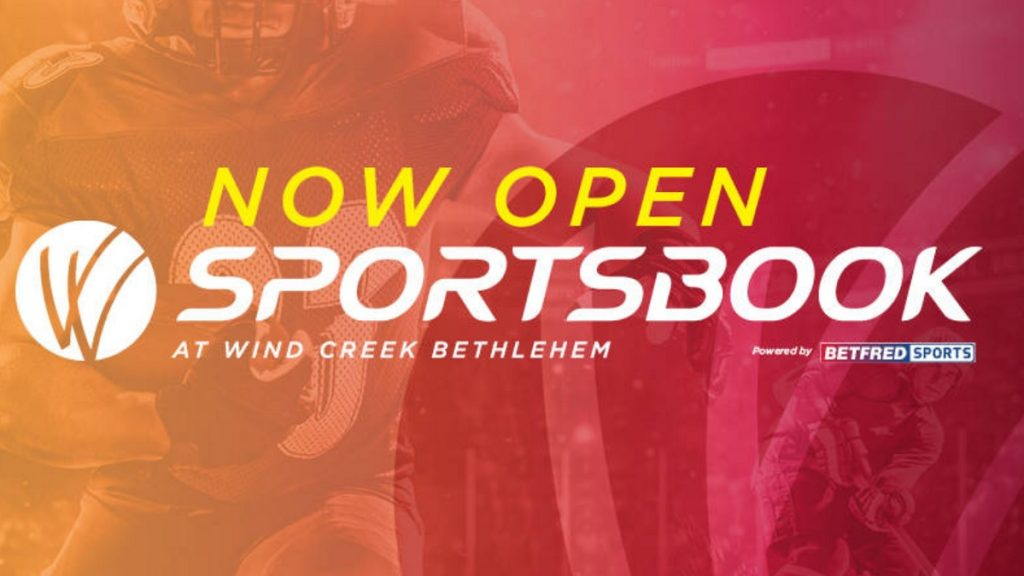 Wind Creek And Betfred Launch PA Sportsbook