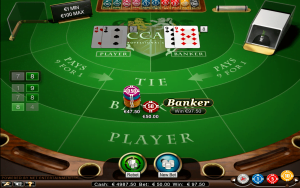 NetEnt Launch First Live Casino Game Baccarat