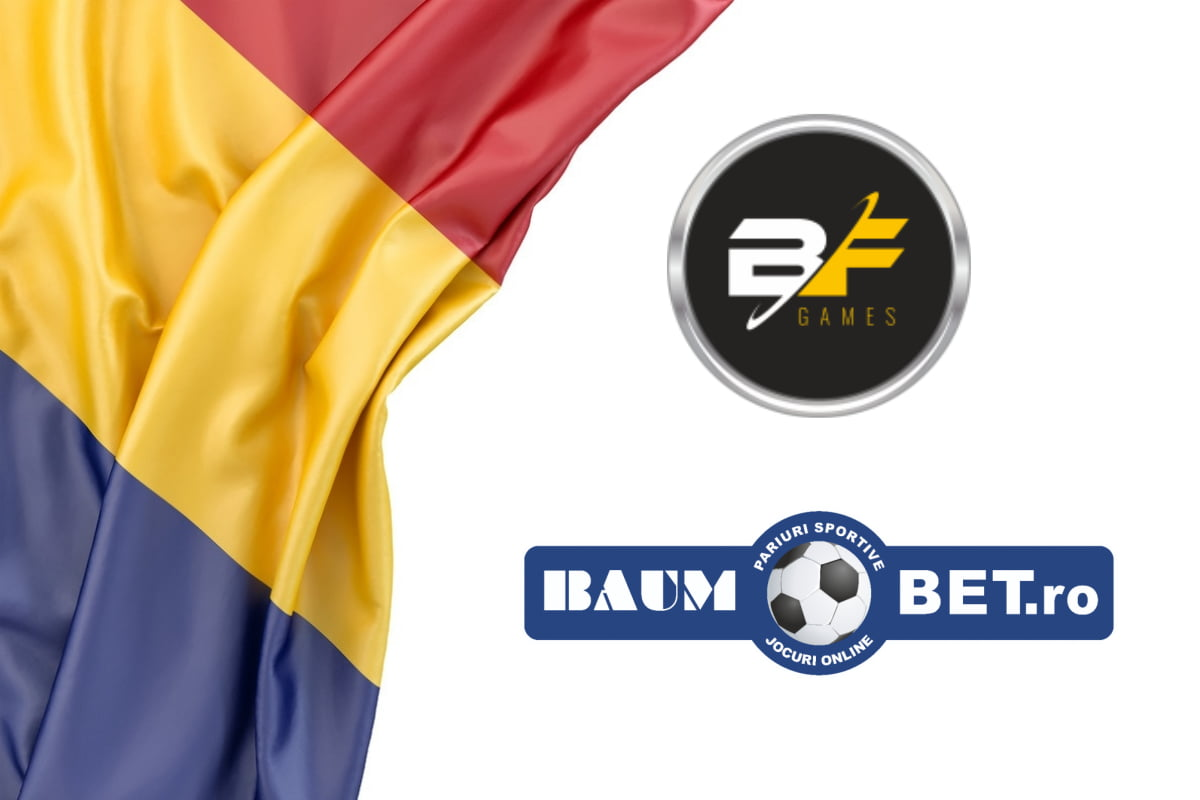 BF Games Improves Romanian Market Presence Through Baumbet