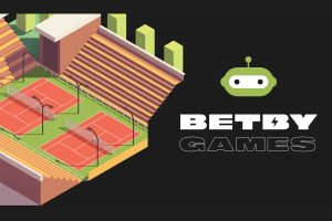BETBY Promotes Betby.Games With Tennis Tournament