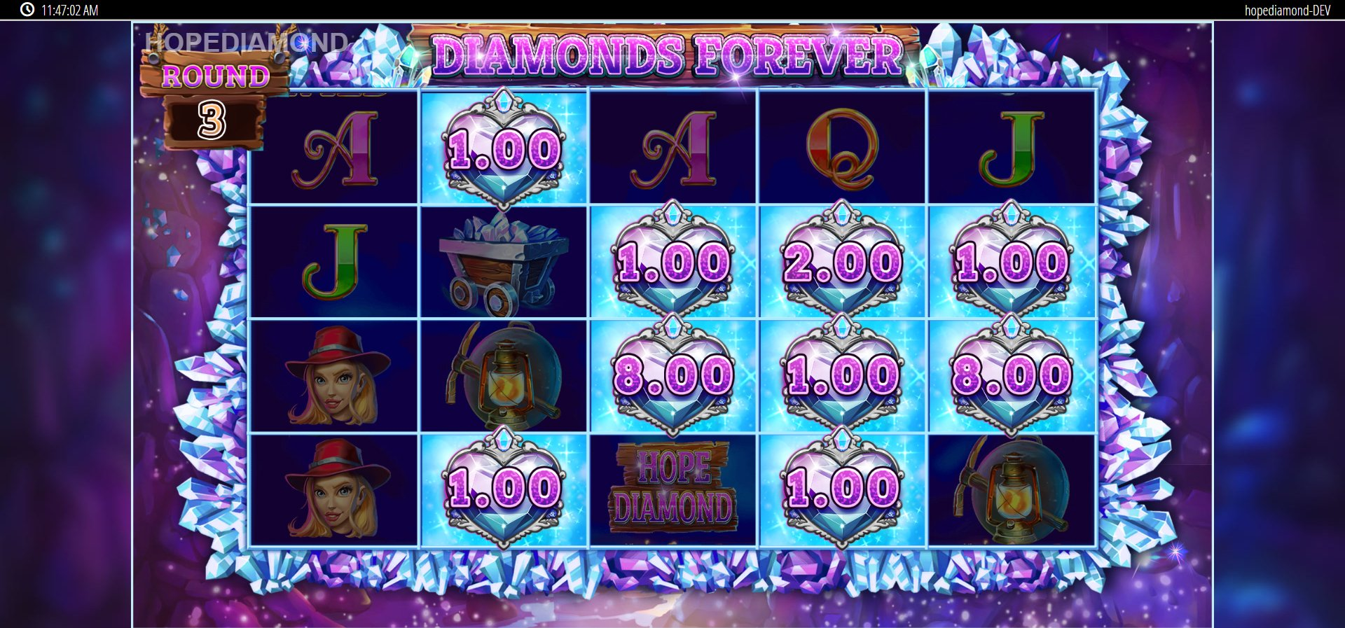 Blueprint Gaming Release Hope Diamond Slot