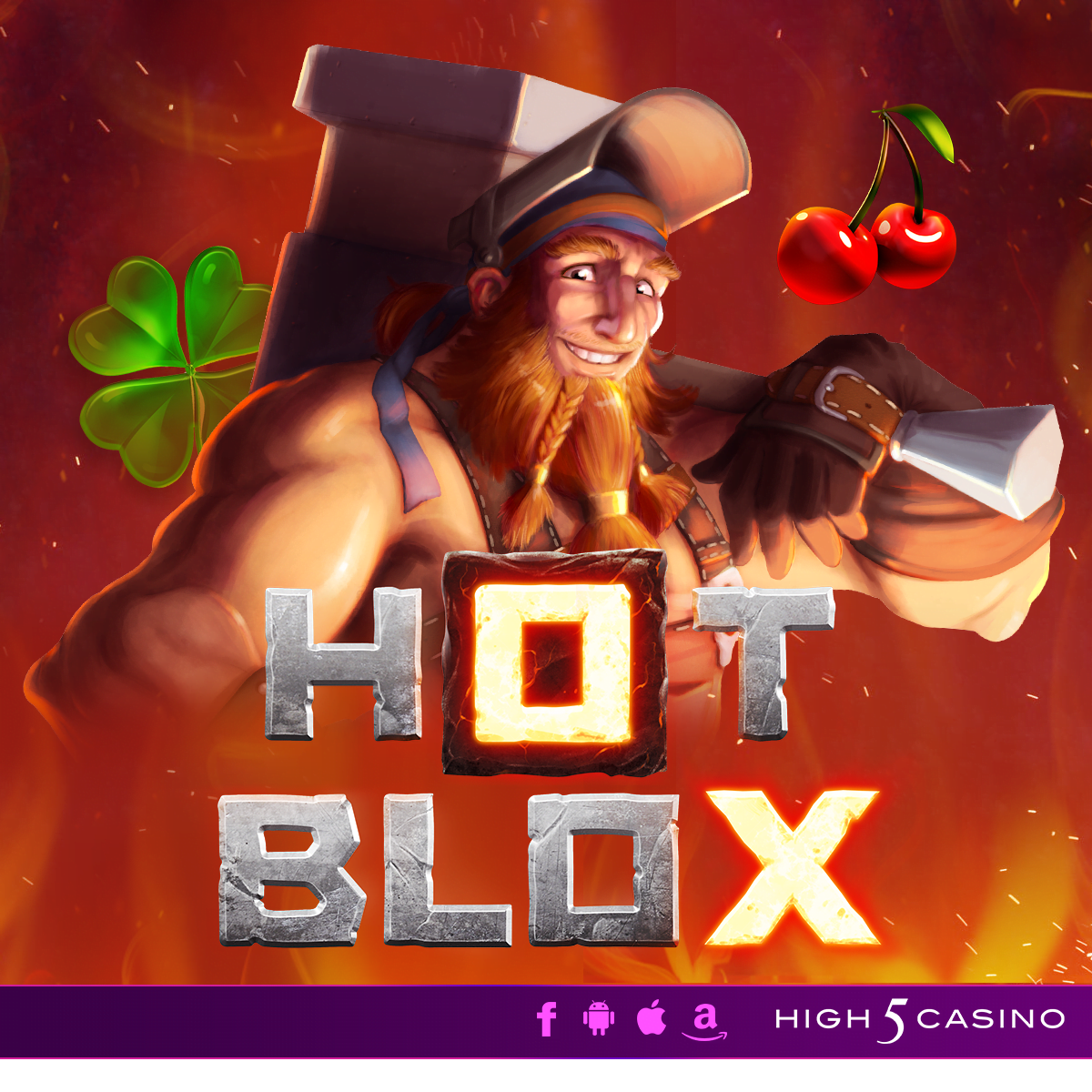 High 5 Games Adds Hot Blox For An Immersive Experience