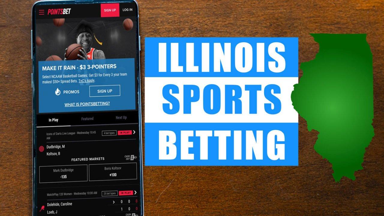 Illinois Sportsbooks Off To Fastest Legal Sports Betting Start