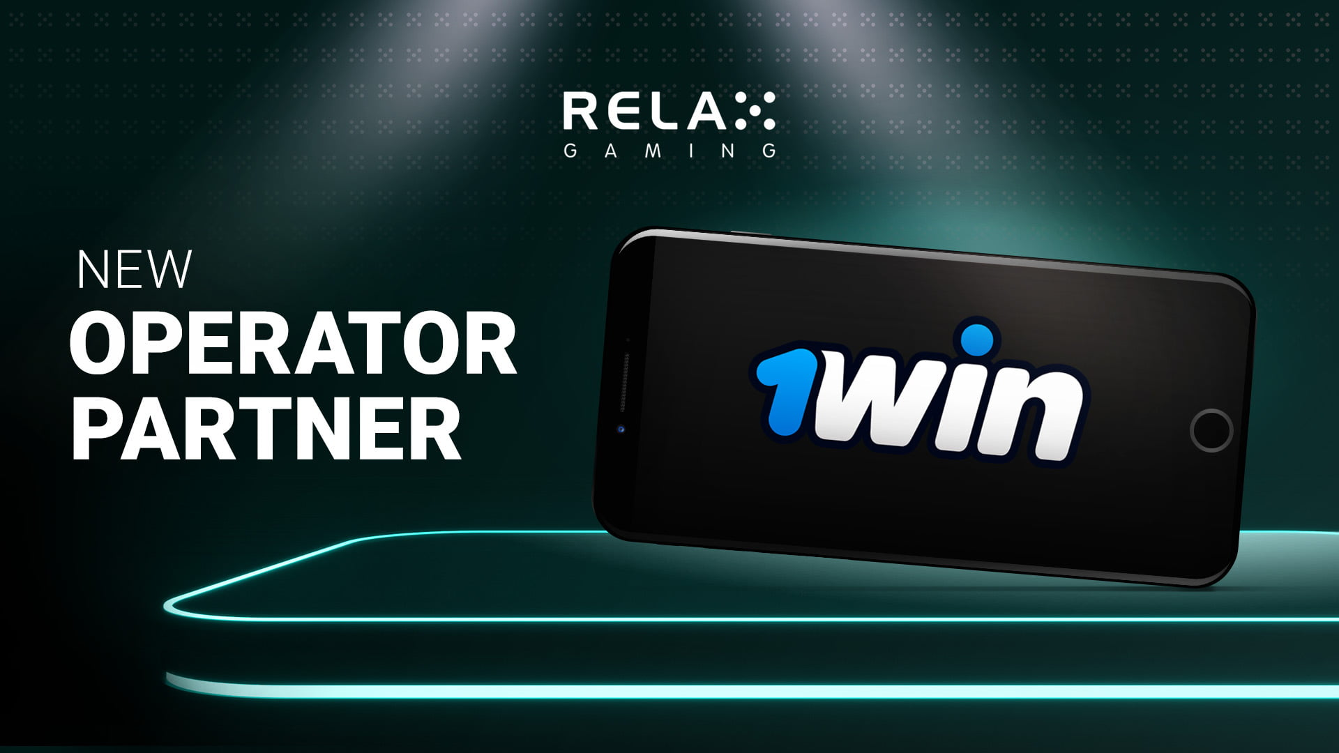 Relax Enters Content Distribution Deal With 1win