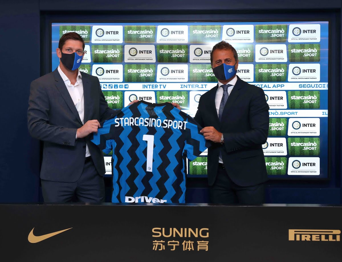 StarCasino To Become Inter Milan FC's 'Principal Infotainment Partner'