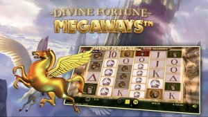 NetEnt Brings Divine Fortune To Next Level With Megaways
