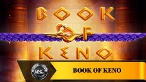 Evoplay Release Another Egypt Themed Slot Game Book Of Keno