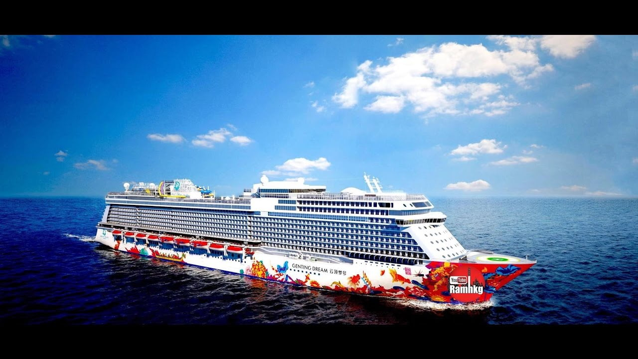 Genting HK Cruise Lines Arm Makes First Official Sailing