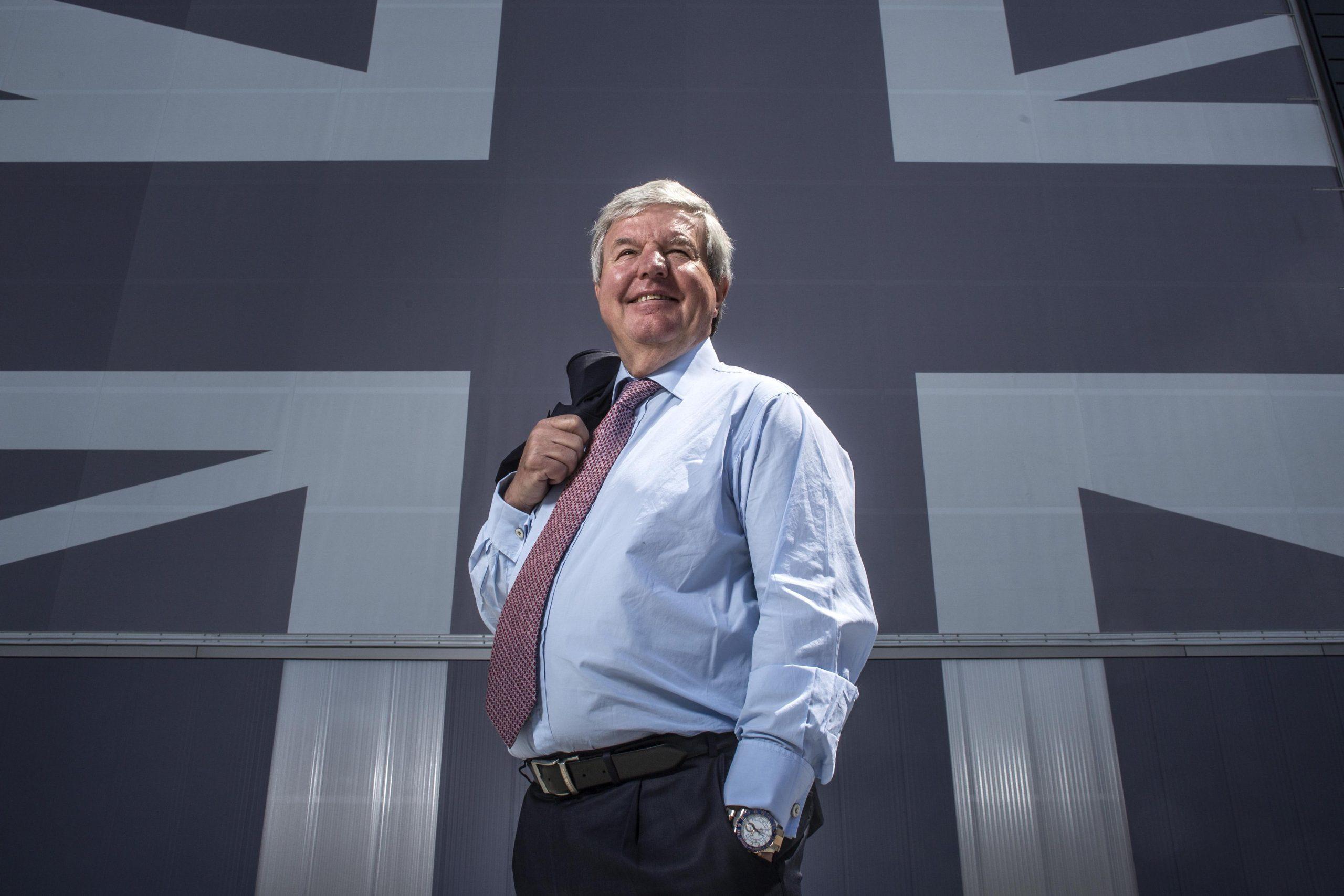 Sir Keith Mills Apoointed SAZKA 'Bid Chair' For National Lottery