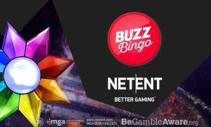 NetEnt To Launch Entire Slot Portfolio With Buzz Bingo