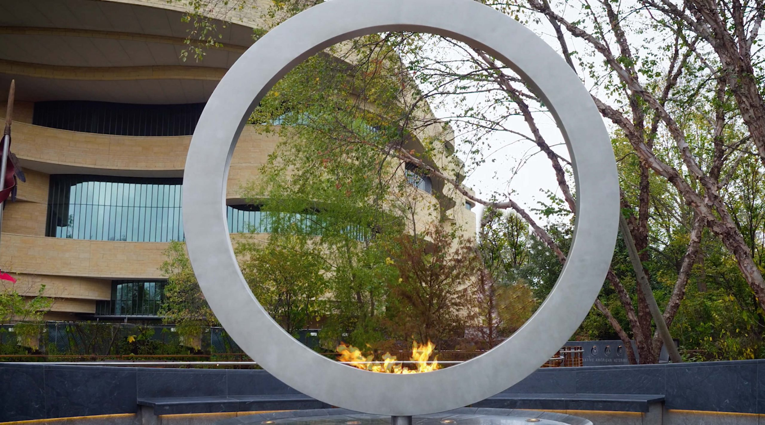 AGEM And GLI Make Substantial Native American Veterans Memorial Donation