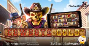 Pragmatic Invites A Western Ride With Cowboys Gold Release