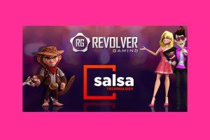 Revolver Gaming And Salsa Technology Partner Up