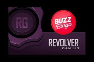Revolver Gaming Signs Buzz Bingo Deal