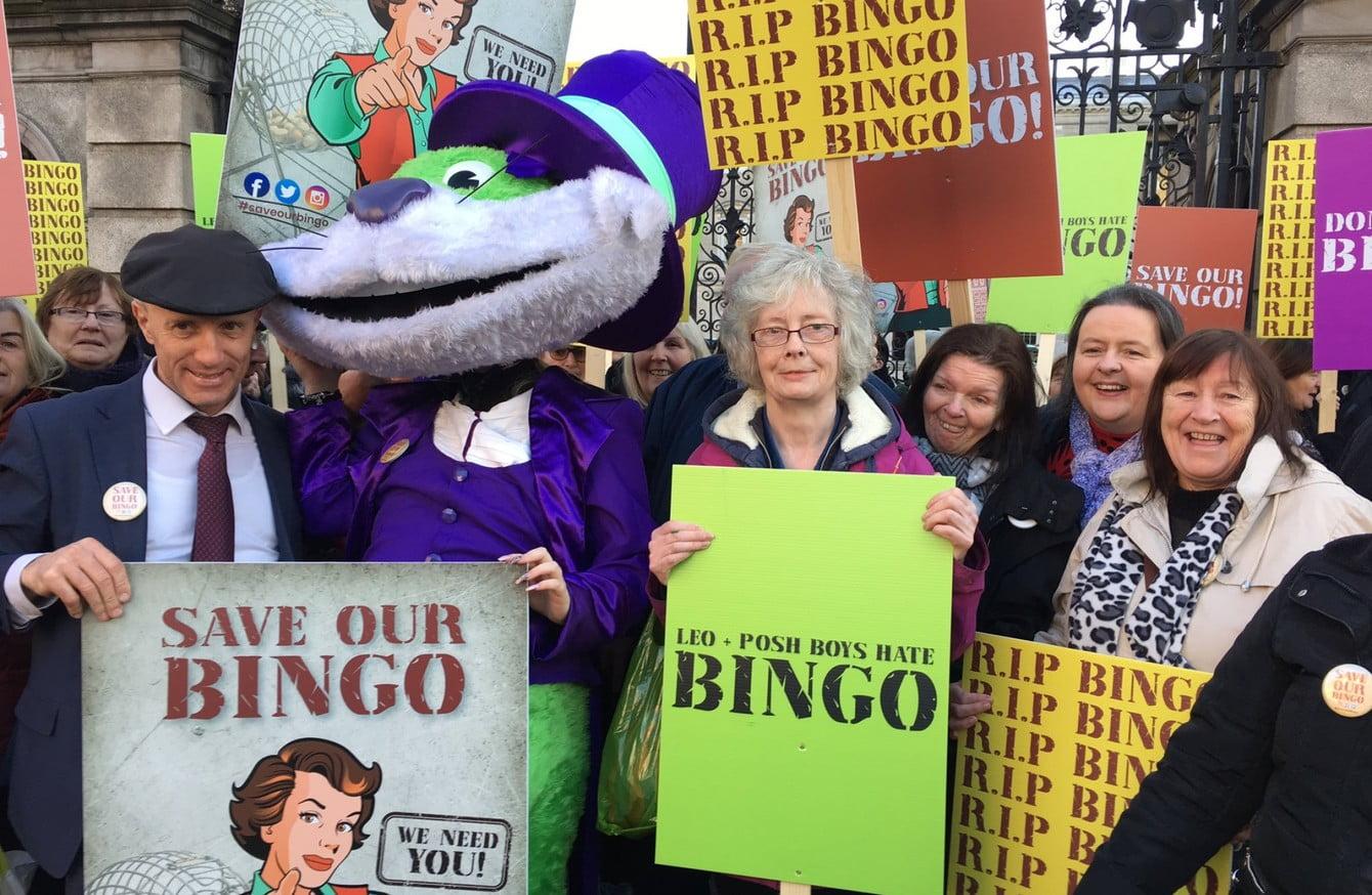 Irish Bingo Players Block Limit To Prize Money Bid
