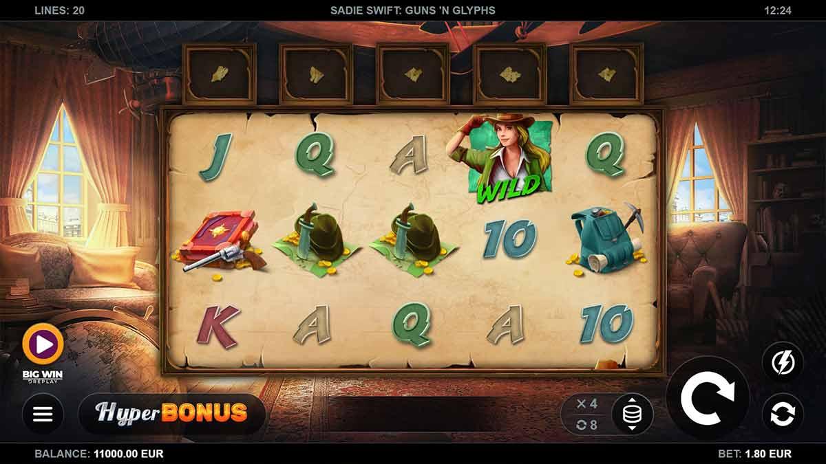 Kalamba Games Launch Sadie Swift: Guns 'n Glyphs