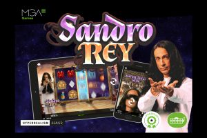 MGA Games Series To Feature Sandro Rey