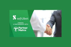 Soft2Bet Signs PartnerMatrix Agreement