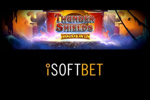 iSoftBet Adds Thunder Shields To Its Portfolio