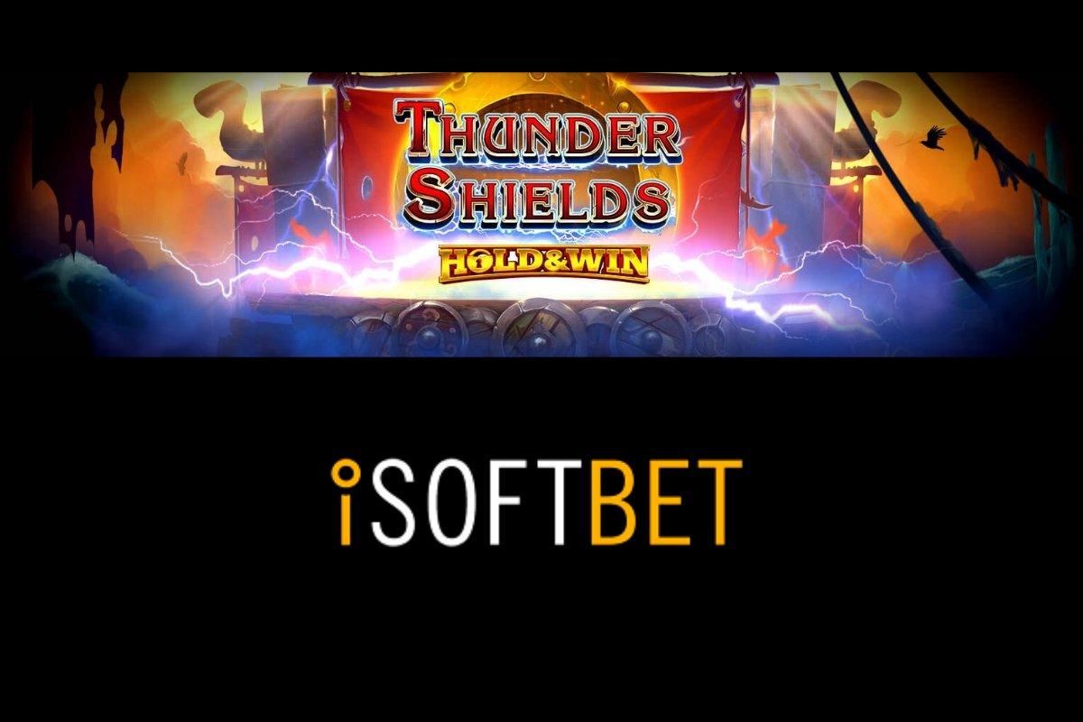 iSoftBet Adds Thunder Shields To Its Portfolio