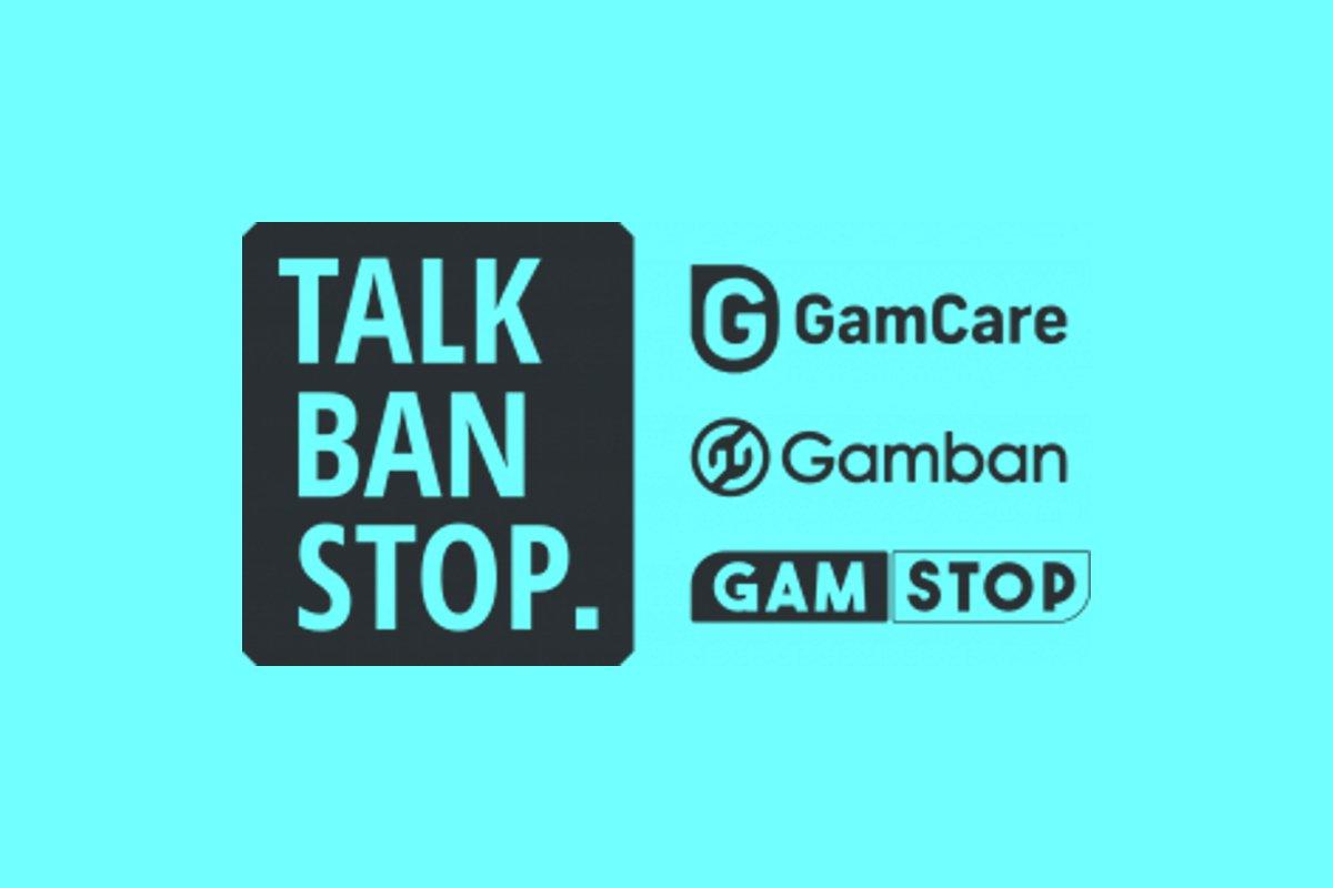 GamCare Gamban and Gamstop Unite For TalkBanStop