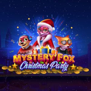Pariplay Release Holiday Slot Video Mystery Fox Christmas Party