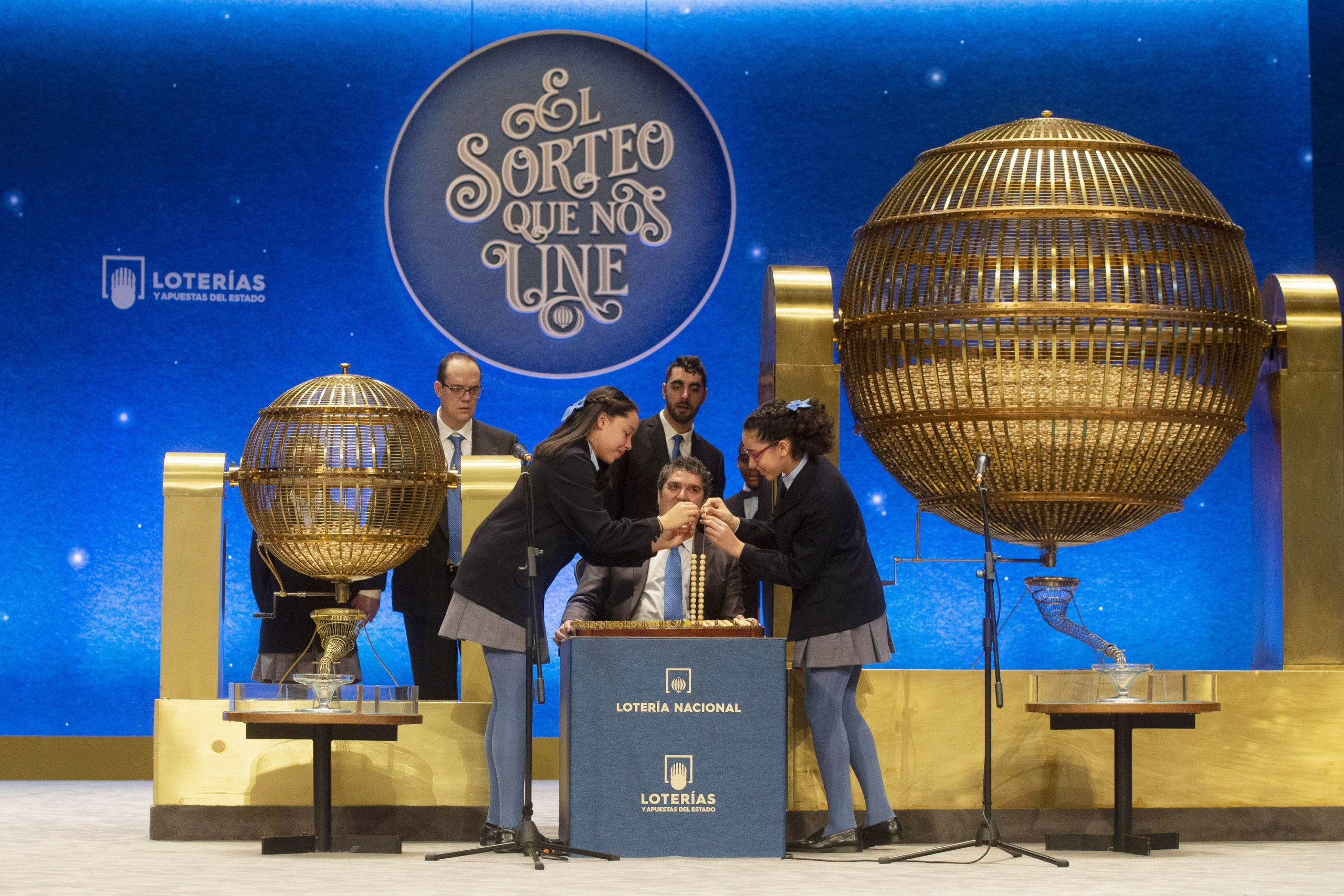 Spain's Christmas Lottery Will Shell Out €2.41bn in prizes