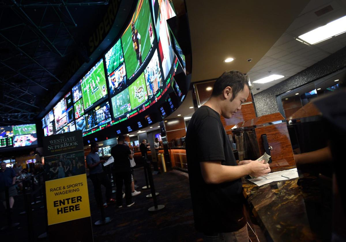 New York Sports Betting At $2.6m Again This November