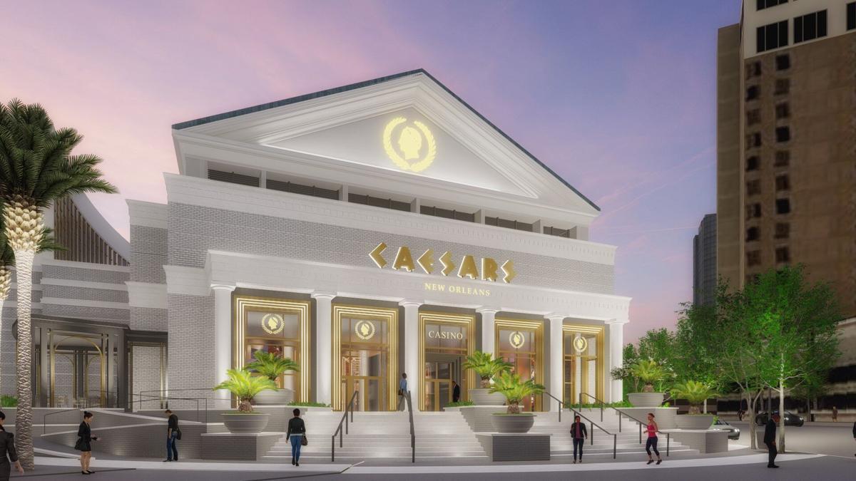 Caesars Unveil $325m New Orleans Casino Revamp Plans