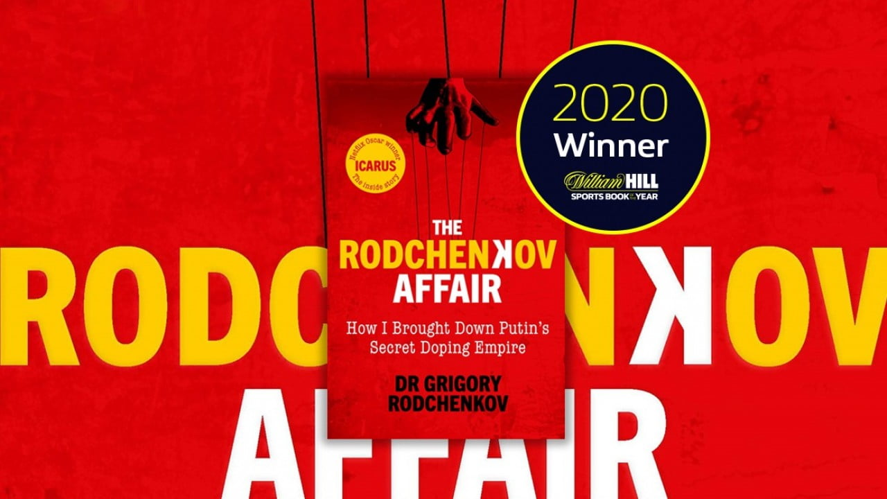 William Hill's SBOTY2020 Award Won By Rodchenkov's Russian Doping Disclosure