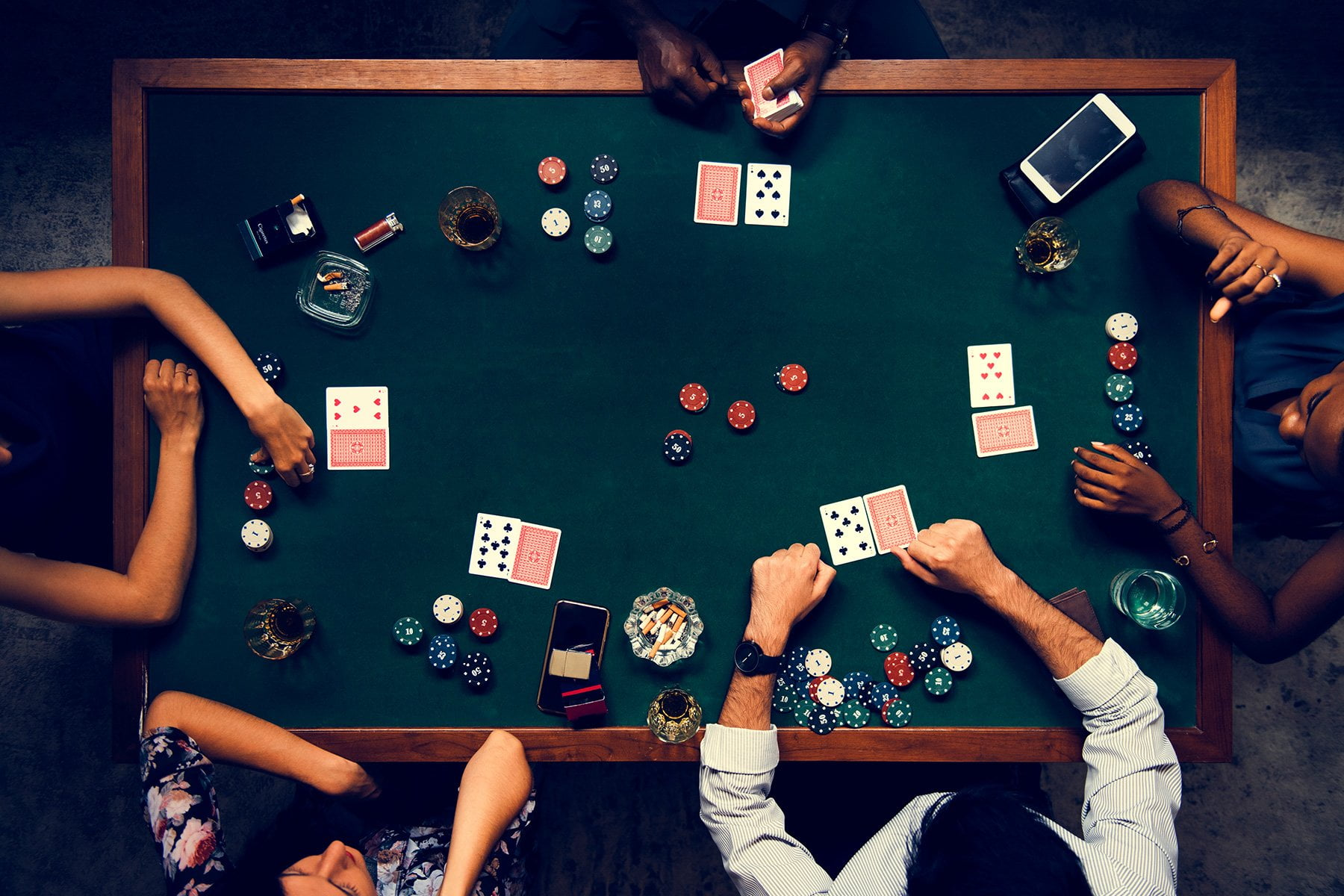 Legalisation of Texas Casino Gaming At Hand As Billionaire Renews Interest