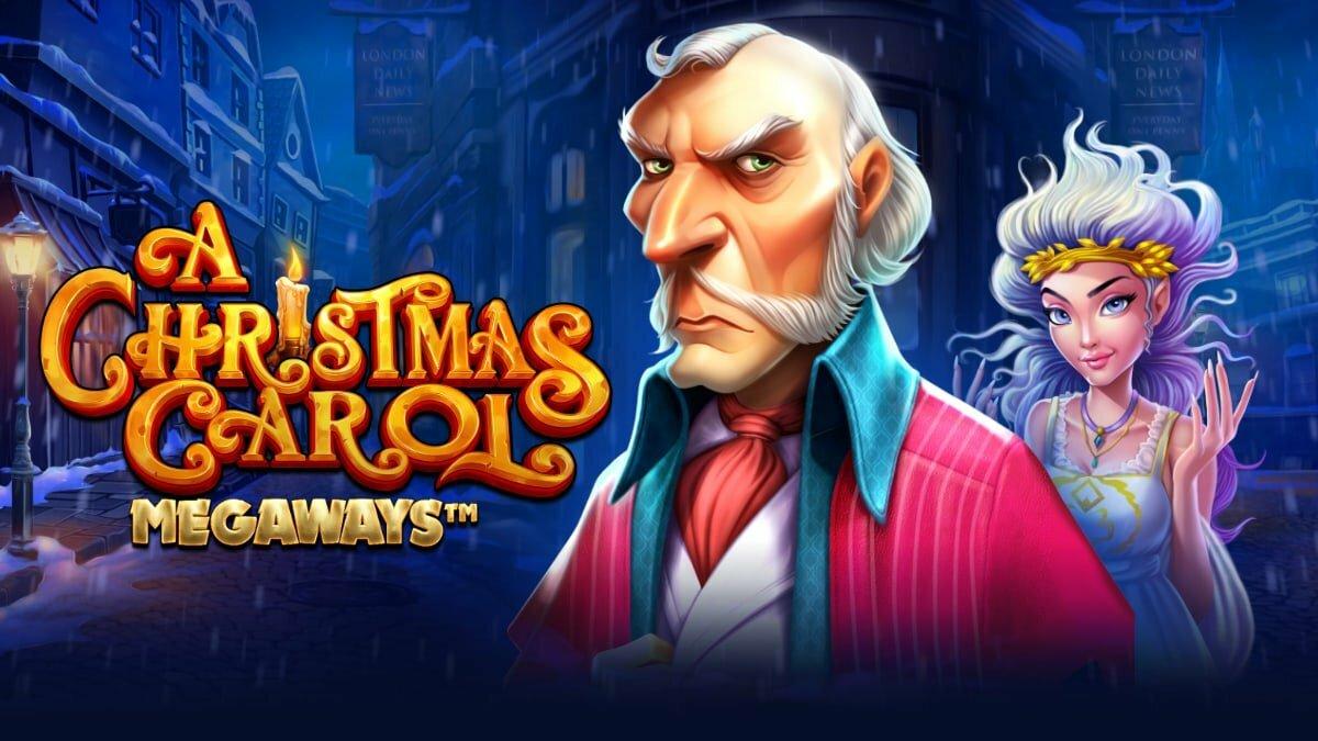 Pragmatic Release Holiday Inspired Christmas Carol Megaways™