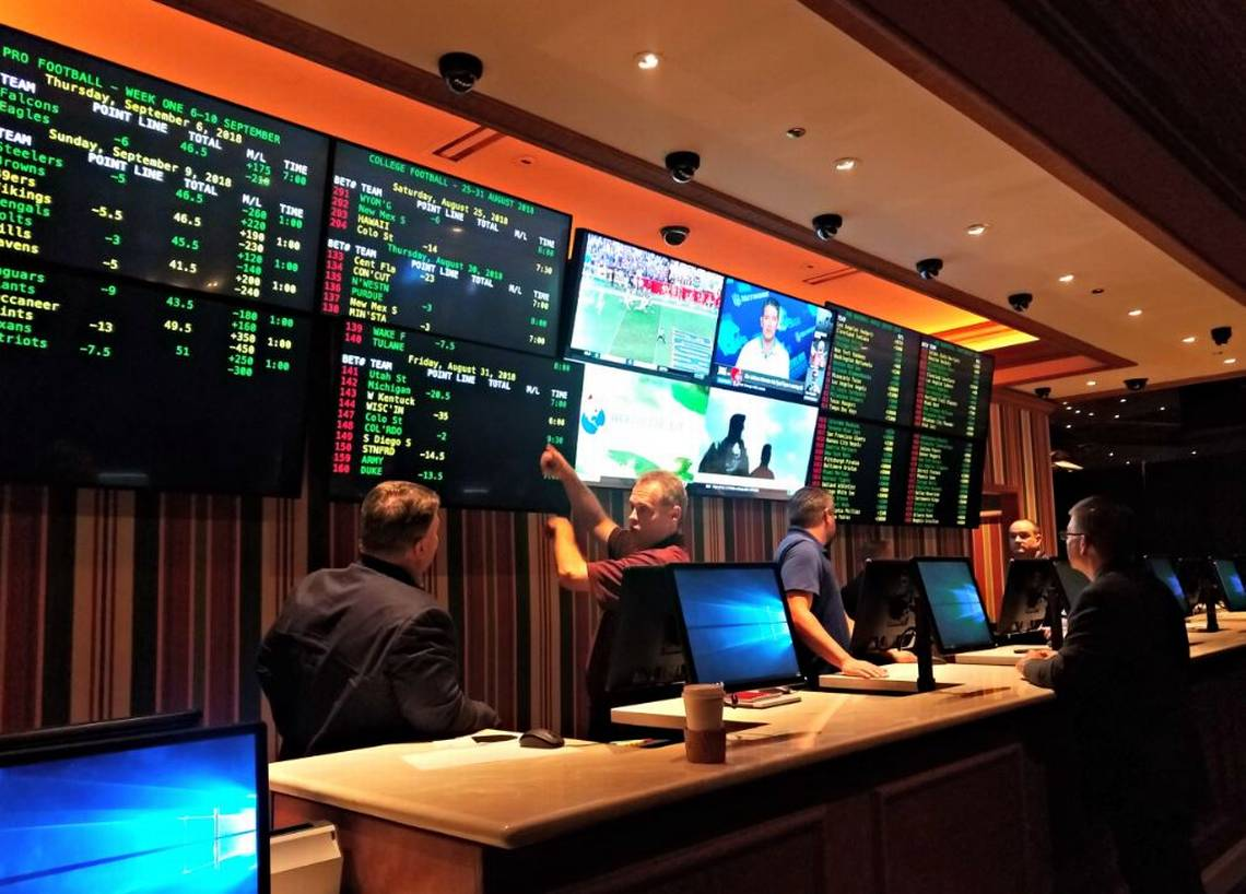 Colorado Sees Incline In Sportsbook Bets
